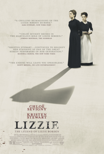 Picture of a movie: Lizzie