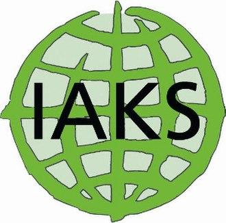 International Association for Sports and Leisure Facilities - Image: Logo iaks