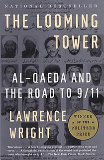 <i>The Looming Tower</i> book by Lawrence Wright