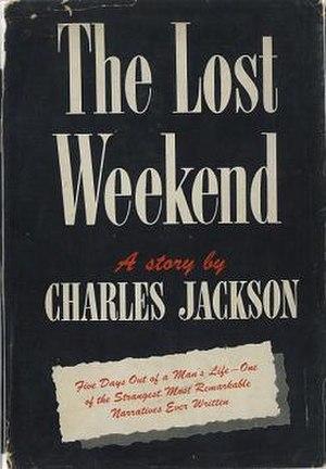 The Lost Weekend (novel) - Image: Lostweekend