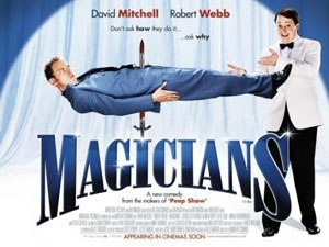 Magicians (2007 film) - Promotional poster
