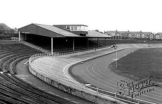 Maindy Centre - Image: Maindy Stadium, Cardiff