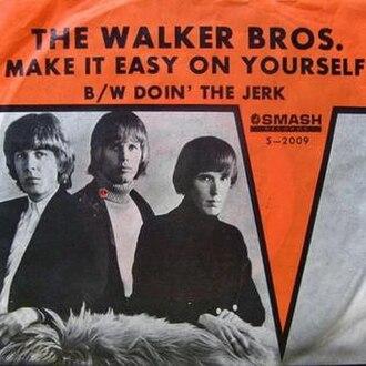 Make It Easy on Yourself - Image: Make It Easy On Yourself sleeve