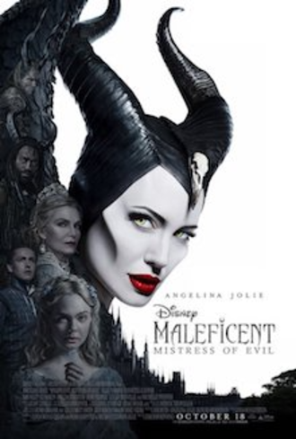 Maleficent: Mistress of Evil - Teaser poster