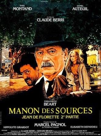 Manon des Sources (1986 film) - Image: Manon des Sources ver 2