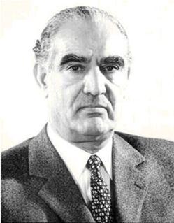 Manouchehr Eghbal Iranian prime minister