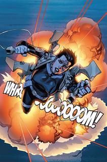 Maria Hill comic book character