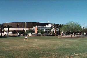 McKale Center - Image: Mc Kaleon Mall