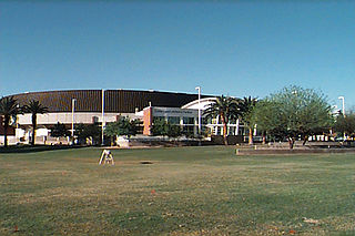 McKale Center athletic arena