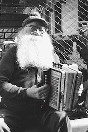 Michael J. Kennedy (melodeon player) - Image: Michael J. Kennedy Irish melodeon