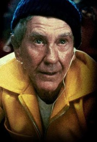 Mickey Goldmill - Burgess Meredith as Mickey Goldmill