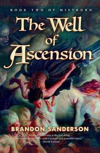 Mistborn: The Well of Ascension - Image: Mistborn The Well of Ascension by Brandon Sanderson