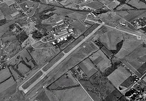 Monroe County Airport (Indiana) - Image: Monroe County Airport