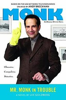 <i>Mr. Monk in Trouble</i>