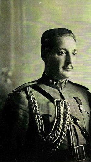 Muharrem Bajraktari - Image: Muharrem Bajraktari, 15 May 1896 — 21 January 1989