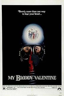<i>My Bloody Valentine</i> (film) 1981 Canadian horror film by George Mihalka