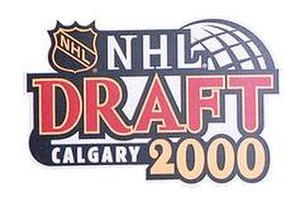 2000 NHL Entry Draft - Image: NHL 2000 Draft Calgary