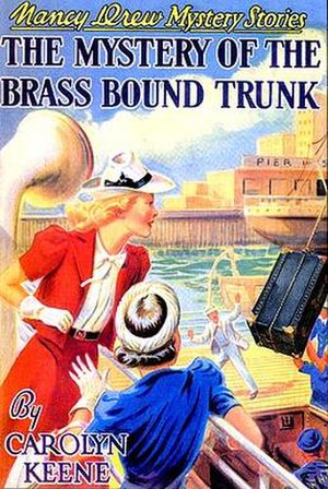 The Mystery of the Brass Bound Trunk - Image: Ndtmotbbtbkcvr