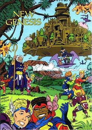 New Genesis - Image: New Genesis