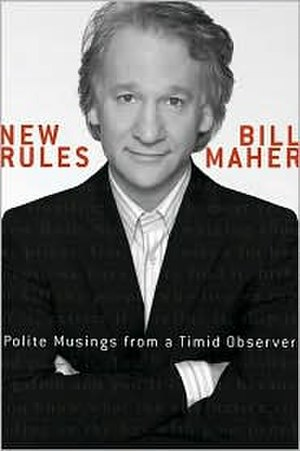 New Rules (book) - Image: New Rules Cover