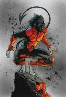Nightcrawler (comics) Fictional comic book character