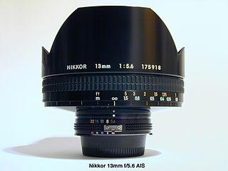 Nikkor 13mm f/5.6