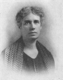 Nina Gage American nurse