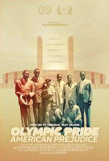 <i>Olympic Pride, American Prejudice</i> 2016 documentary film