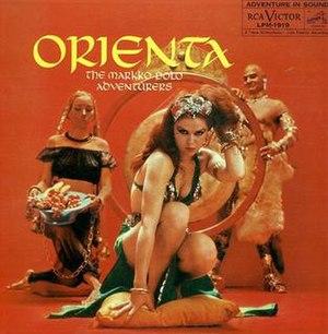 Orienta (album) - Image: Orienta (Markko Polo)