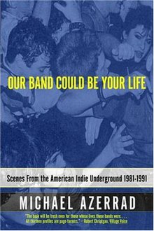 Image result for our band could be your life book