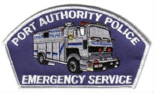 Port Authority of New York and New Jersey Police Department - PAPD Emergency Services Unit patch