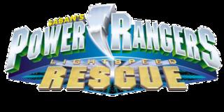 <i>Power Rangers Lightspeed Rescue</i>
