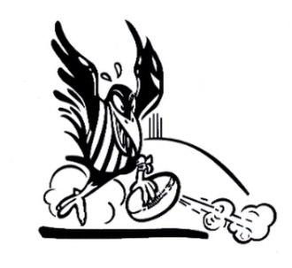 Palmerston Football Club - Image: Palmerston Magpieslogo