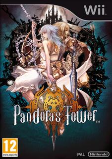 <i>Pandoras Tower</i> video game