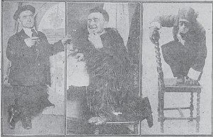 Pat Walshe - Image: Patwalshe 1920