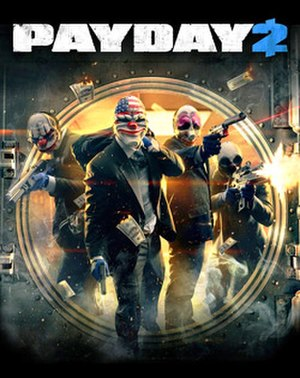 Payday 2 - Image: Payday 2cover