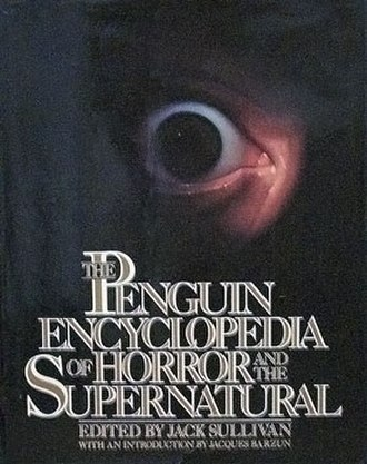 The Penguin Encyclopedia of Horror and the Supernatural - Image: Penguin Horror