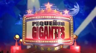 <i>Pequeños Gigantes</i> (Mexican TV series) television series