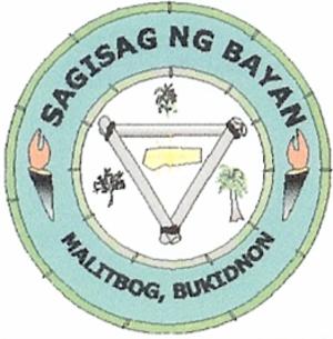Malitbog, Bukidnon - Image: Ph seal bukidnon malitbog