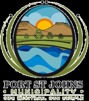 Port St. Johns Local Municipality - Image: Port St. Johns Co A