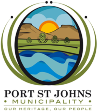 Port St. Johns Local Municipality - Image: Port St. Johns Co A