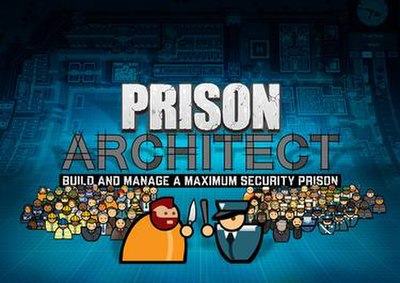 Picture of a game: Prison Architect