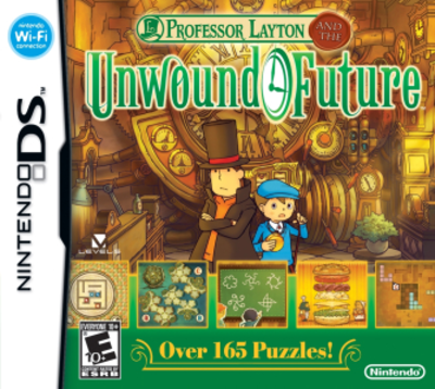 Picture of a game: Professor Layton And The Unwound Future