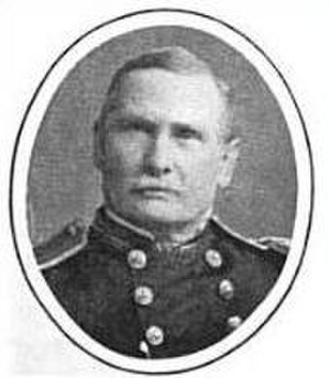 James Edward Jouett - Image: RADM James E. Jouett