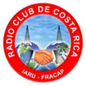 Radio Club de Costa Rica - Image: RCCR logo