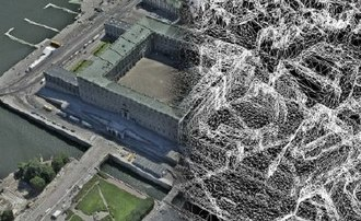 Photogrammetry - The stereophotogrammetry technology Rapid 3D Mapping applied on the Royal Castle of Sweden.