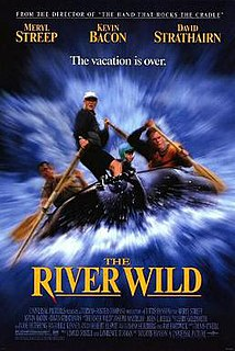 <i>The River Wild</i> 1994 film by Curtis Hanson