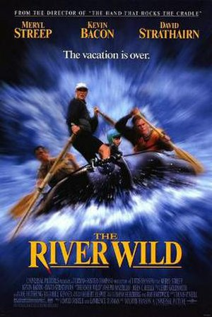 The River Wild - Original theatrical poster