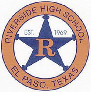 Riverside High School (El Paso, Texas) - Image: Riverside High School Logo
