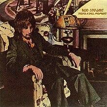 Rod Stewart-Never a Dull Moment (album cover).jpg